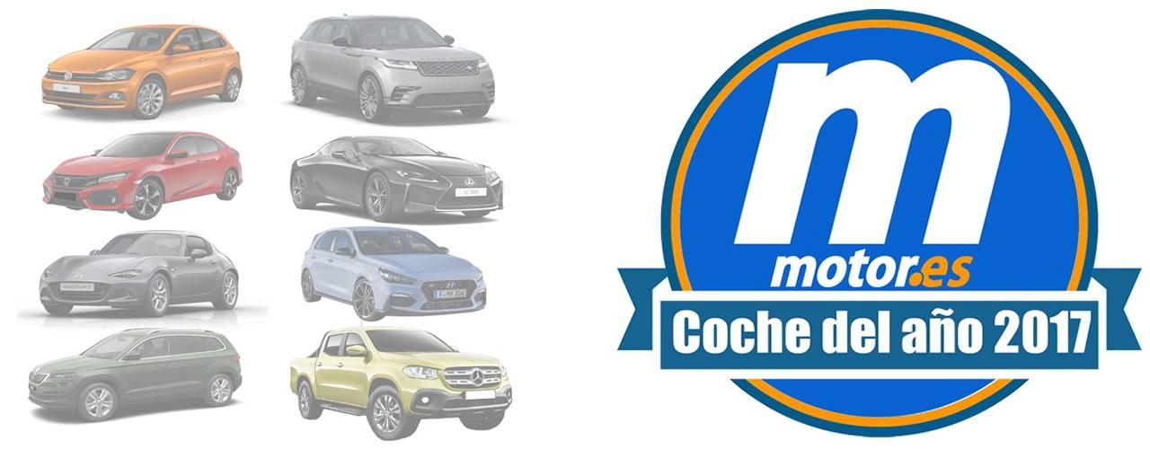 El coches del año de Motor.es