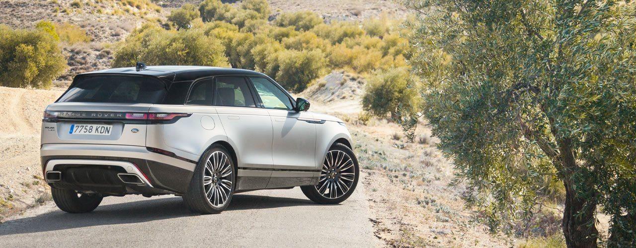 Vídeo-prueba Range Rover Velar