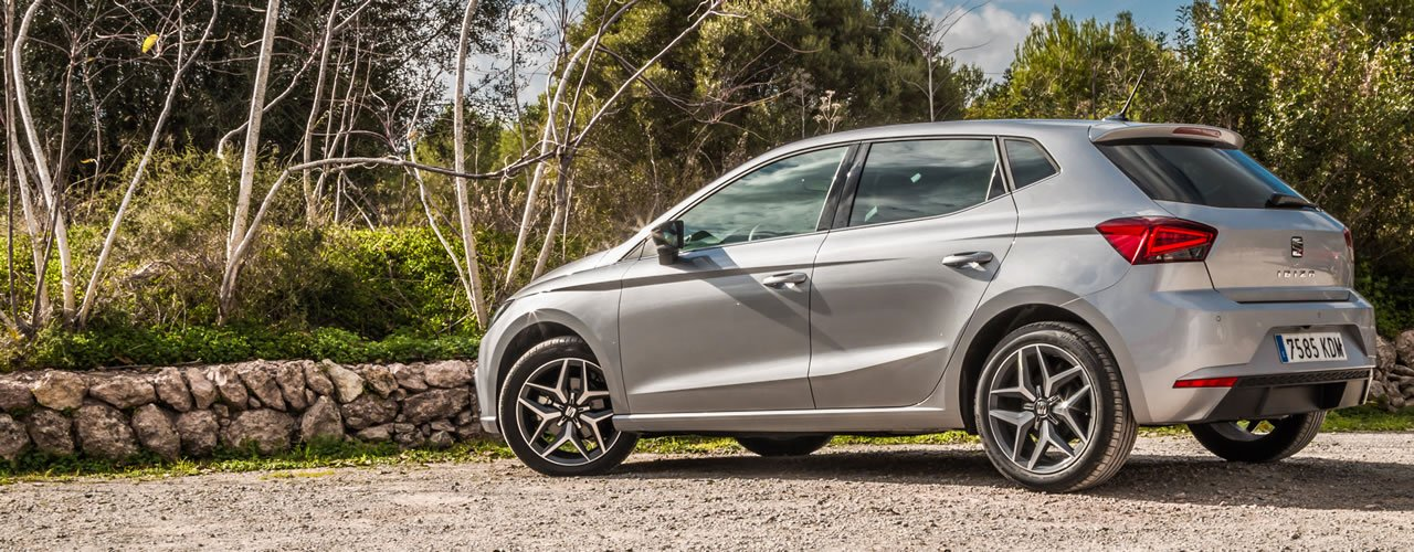 Prueba SEAT Ibiza diésel