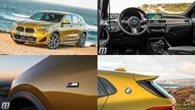 Galería prueba BMW X2