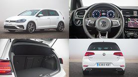 Galería prueba Volkswagen Golf 1.5 TSI EVO