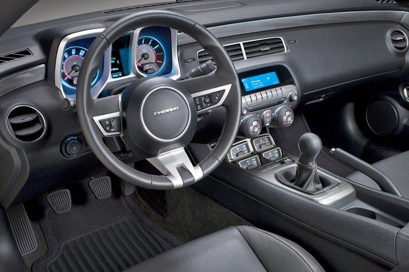 Nuevo Chevrolet Camaro Para 2010 Motor Es