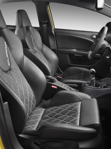 nuevo seat leon cupra 2009. Black Bedroom Furniture Sets. Home Design Ideas
