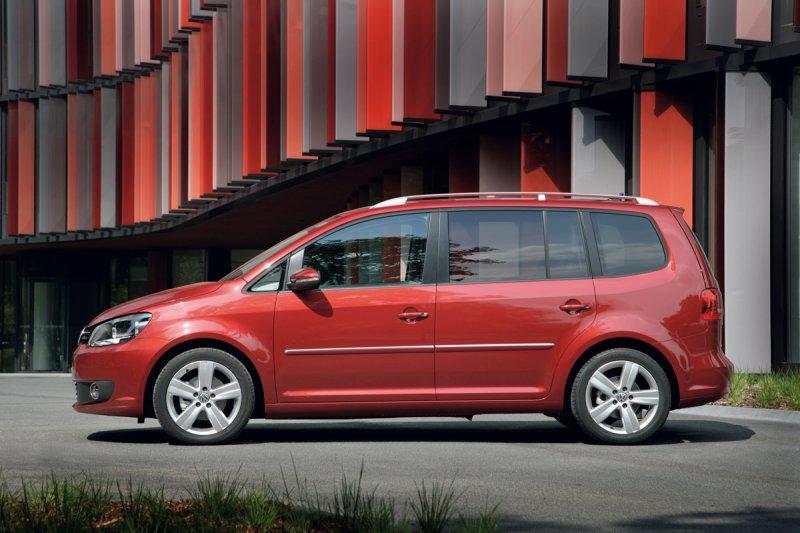 Nuevo Volkswagen Touran El Monovolumen Definitivo Motor Es