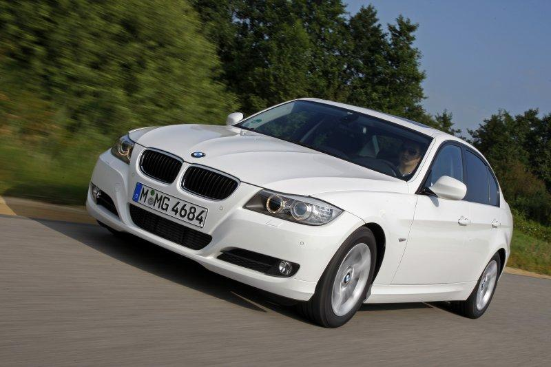 BMW 320d EfficentDynamics Edition